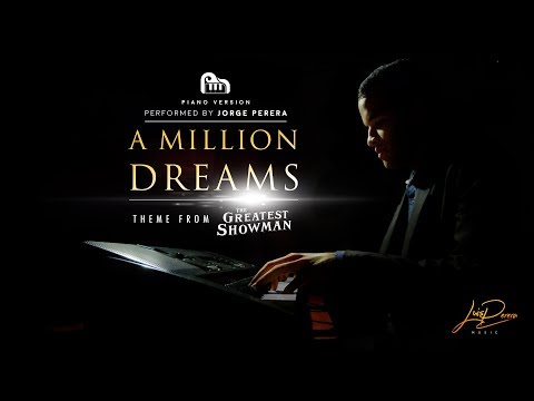 Download A Million Dreams Originally Performed By Ziv