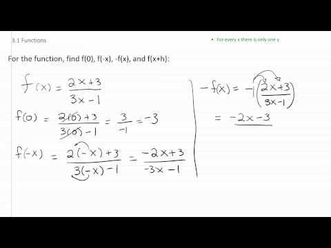 Defining Functions p3