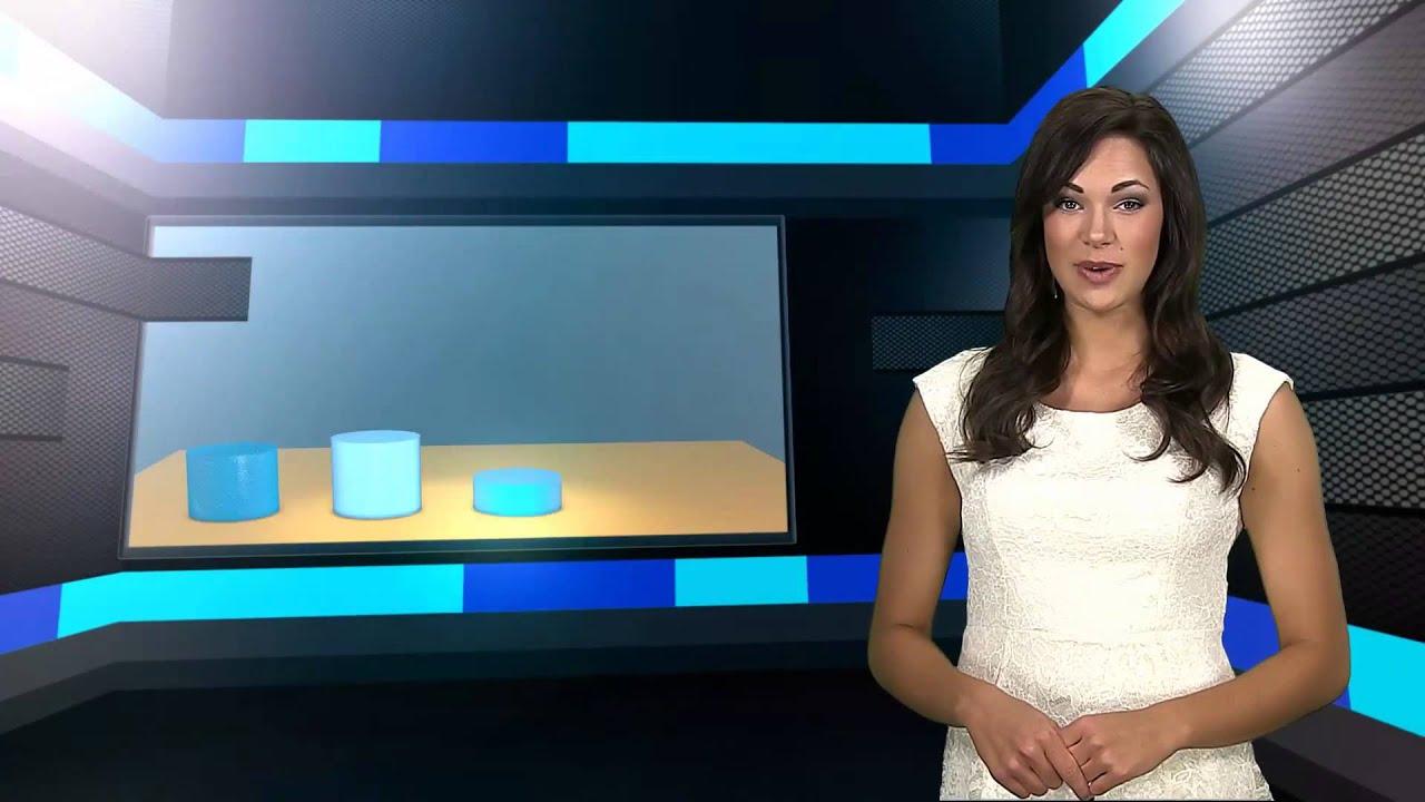 Custom Video Presentation Example - 'Corner Office'