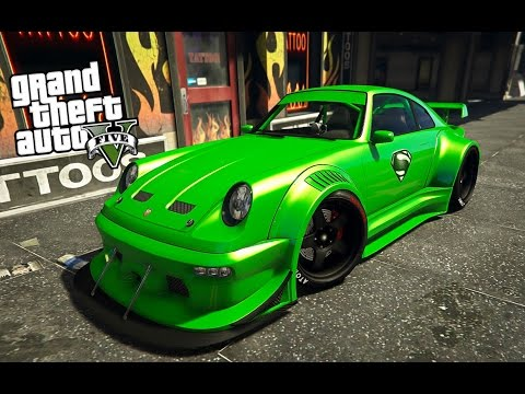 "*NEW* GTA 5 Online Modded Crew Color!!! ""KRYPTONITE"""