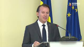 Cîţu: România a fost condusă după două bugete în ultimii trei ani, după metoda Al Capone