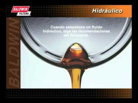 Capacitación sobre filtración de fluidos hidráulicos - 3 - Tipos de filtros