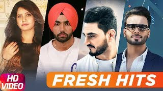 Fresh Hits | Audio Jukebox | Latest Punjabi Song Collection 2017 | Speed Records
