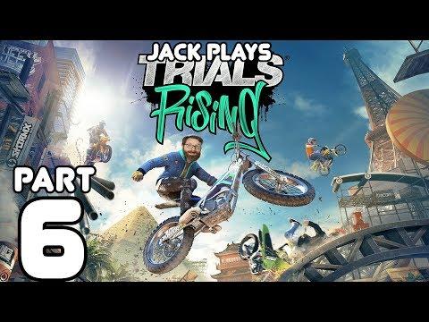 Diamond Squirrel? Jack plays Trials Rising Part 6!