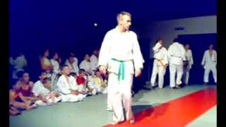 preview picture of video 'Représentation Judo le Rove 13 juin 2009'