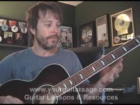 Chord Noodling Part 1 - Melodies From Chords Guitar Lesson