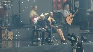 Phil Collins - Band Introduction / Separate Lives - Live In Zurich @ Stadion Letzigrund 18.06.2019