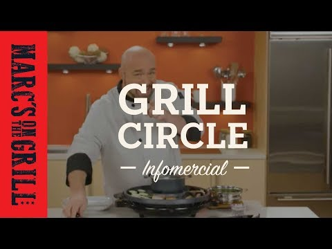 Grill Circle Infomercial