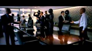 The Adjustment Bureau -- Official Trailer 2011