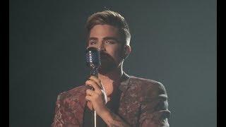 Adam Lambert - There I said it (Fan made video)
