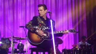 "Chris Isaak - ""Only The Lonely (Roy Orbison Cover)"" - Hard Rock Las Vegas 7-30-16"