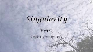 singularity english cover lyrics - TH-Clip