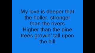 Deeper Than The Holler by Randy Travis - Lyrics ...
