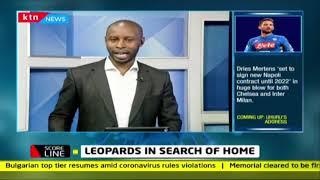Leopards in search of Home   Scoreline