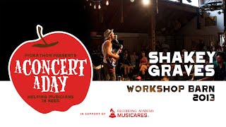 Shakey Graves   Watch A Concert A Day #WithMe #StayHome #Discover #Rock #Live #Music