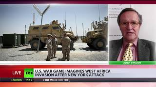 Simulated Reality: US war game imagines West Africa invasion after NY attack