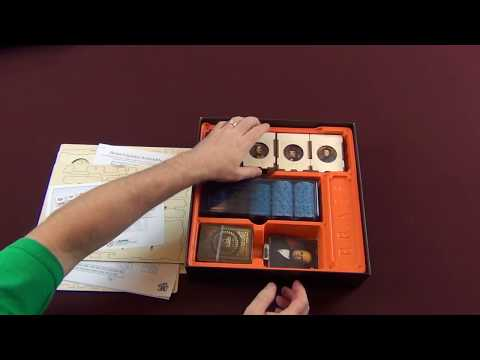 Moe reviews the Brass Factory insert from Meeple Realty