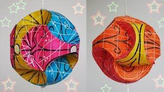 Esferas decorativas para Navidad - Manualidades Para Todos