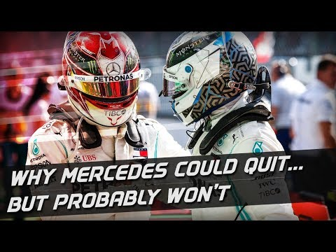 Image: WATCH: Could Mercedes quit after 2020?