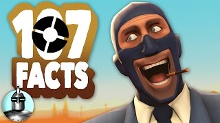 107 Facts About Team Fortress 2 YOU Should KNOW | The Leaderboard