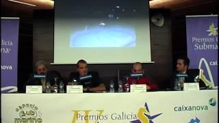Conferencia de Joseba Kerejeta IV Premios Galicia Submarina