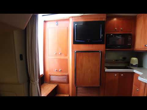 Cruisers Yachts 370 Expressvideo
