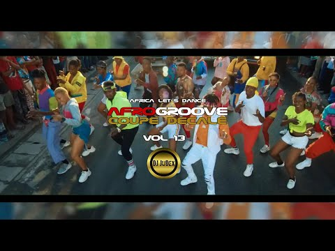 COUPE DECALE 2020/ AFROGROOVE DANCE VOL 13 – DJ JUDEX FT INOSS'B YOPE, (DJ ARAFAT FOREVER)