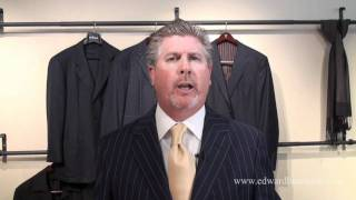 Can you wear boots with suits? Bob Baumann tells us
