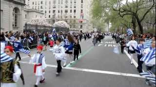 Greek-American Parade 2012 - Saint Demetrios Astoria School