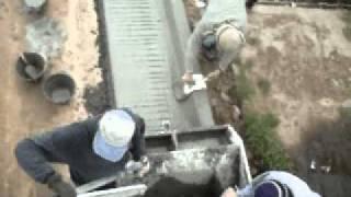 preview picture of video 'AmserVial en Chivilcoy ejecutando Perfil 1000 (info@amservial.com / Tel: 011-1565139896)'