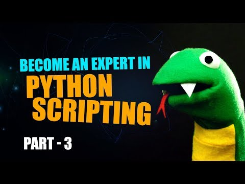 Python Scripting Basics | List Comprehension And If Conditions | Part 3 | Eduonix