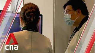 Expert on Wuhan virus, contact tracing and thermal screening