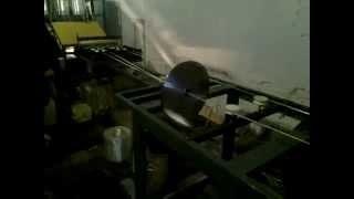 Стеклопластиковая арматура. Линия для производства АЛПКА-2