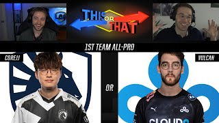 This or That | Make Some Enemies