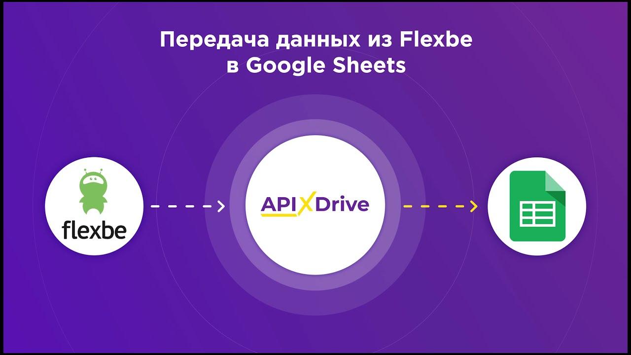 Как настроить выгрузку данных из Flexbe в GoogleSheets?