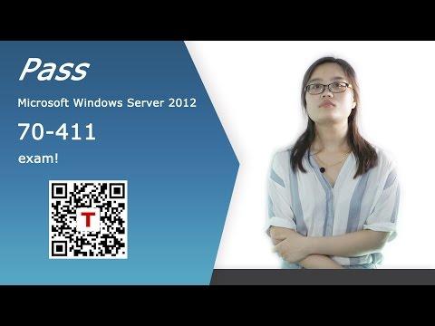[Testpassport] Offer: Microsoft 70-411 Exam Dumps 70-411 Test ...