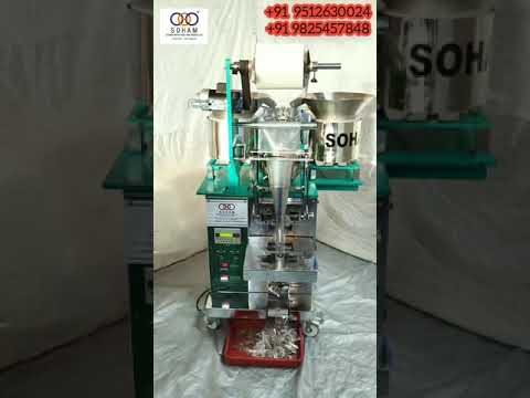 Automatic Cone Counting & Packing Machine