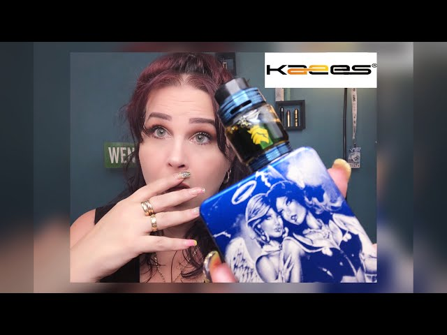 Kaees Solomon 3 RTA | Review, Build & Wick