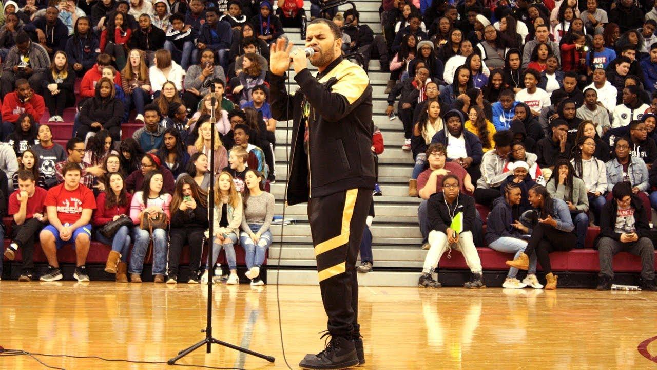 RJ Griffith - TF South High School Performance Highlights
