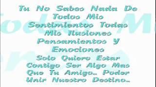 Ojala Pudiera Ir - Fondo Flamenco (Letra)