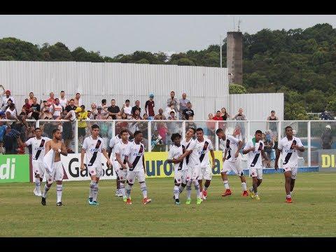 Bastidores | Vasco 1 (3) x 1 (1) Água Santa | Copa SP 2018