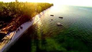 preview picture of video 'Ras Mbisi Lodge, Mafia Island, Tanzania'