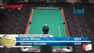 Swanee 18 - FINAL MATCH / Mika Immonen Vs Dennis Orcollo / Feb 2014