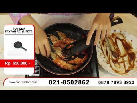 Video RESEP HANEDA - SATE UDANG