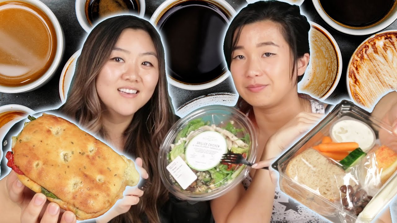 We Try Starbucks Lunch Items thumbnail