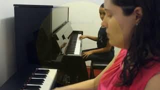 Como funciona o Método Suzuki para piano?
