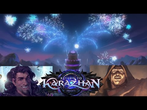 The Story of Return To Karazhan