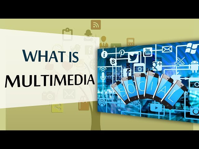 What is Multimedia & Definition of Multimedia | E-Learning Terms