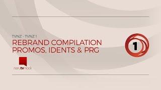 TVNZ - TVNZ 1 - On Air Presentation [2016 - ] : Promos, Idents & PRG's