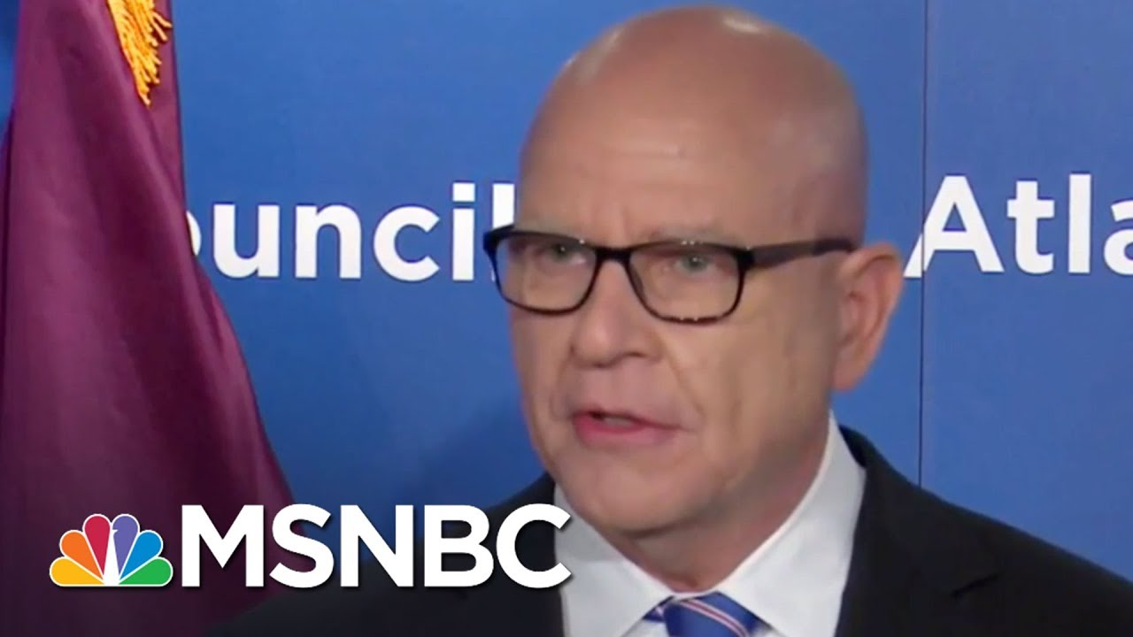 Outgoing NSA McMaster Blasts President Donald Trump's Inaction On Russia | Hardball | MSNBC thumbnail